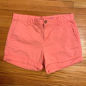 Pink Gap Girlfriend Shorts
